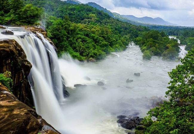 Most Beautiful Waterfalls in Kerala