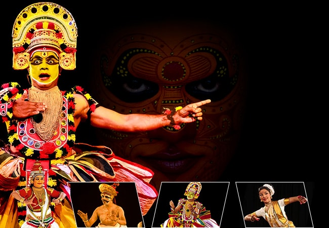 popular traditional art forms of kerala