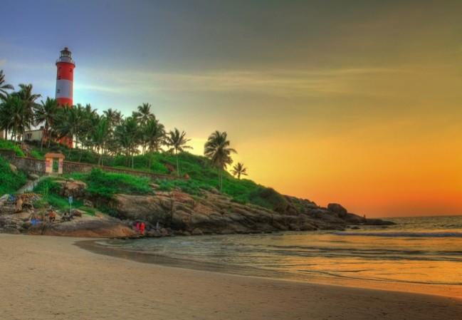 8 Nights 9 Days Cochin Munnar Thekkady Houseboat Kovalam Kanyakumari Kerala Tour packages