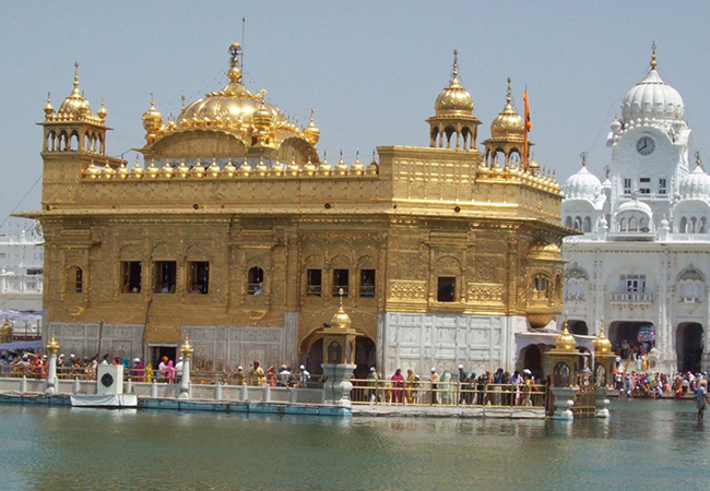 Golden triangle tour (4 Nights/5 Days)