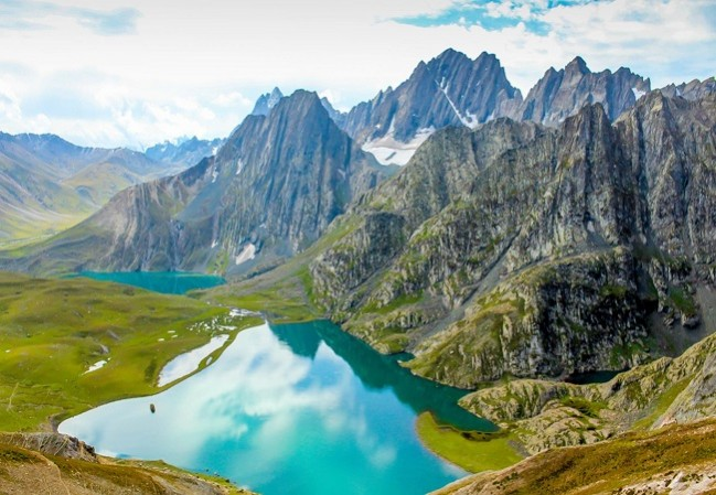 7 Days Kashmir Tour Packages from Kerala