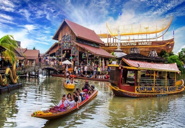 Bangkok and Pattaya Tour Package